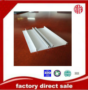 Silver Anodized Aluminum Profile for Windows pictures & photos