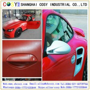 1.52*30m Matte Vinyl Sticker for Change Car′s Color and Decoration pictures & photos