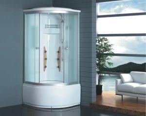 High Try Tub 90*90cm Simple Shower Room (MJY-8005)