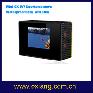 HD 1080P Sport Waterproof Mini Camera pictures & photos