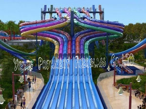 Thrilling Octopus Water Slide for Adults pictures & photos
