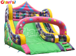 Inflatable Slide/Colorful Inflatable Slide for Sale Bb105 pictures & photos
