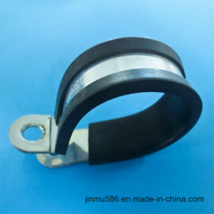 Hose Clamp with Rubber (42mm) pictures & photos