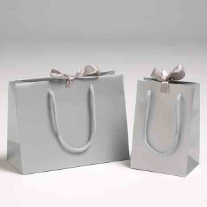 Christmas Promotional Advertising Paper Gift Packing Bag pictures & photos