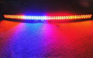 288W 50inch RGB LED Light Bar with Remote Control pictures & photos