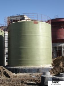 Large Scale FRP Tank for Chemical Liquids pictures & photos