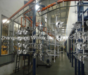 Wheel Hub Paint Spraying Machine pictures & photos