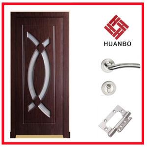 Popular Design PVC MDF Interior Room Door (Hb-004)