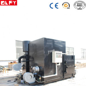Solid Waste Treatment Rubbish Disposal Oil Fired Incinerator pictures & photos