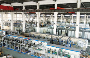 Economic Diaper Machine Equipment (JWC-NK300) pictures & photos