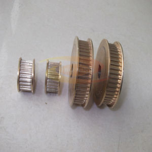 Brass Copper Timing Belt Pulley pictures & photos