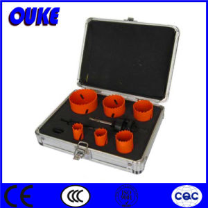 High Quality Bilateral Metal Hole Saw Cutter Set with Arbor pictures & photos