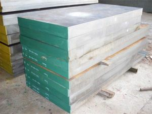 Forged Hot Work Tool Steel Flat Bar (DIN 1.2343 AISI H11)