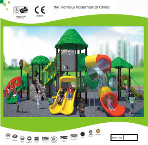 Kaiqi Large Forest Series Children′s Playground (KQ30041A) pictures & photos
