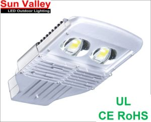60W Bridgelux COB UL RoHS High Quality LED Street Light pictures & photos