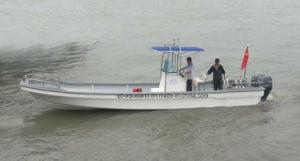 China Aqualand 32feet 9.6m Panga Fishing Boat/Pleasure Motor Boat/Sports Boat (320PRO) pictures & photos