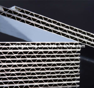 Corrugated Aluminum Panels