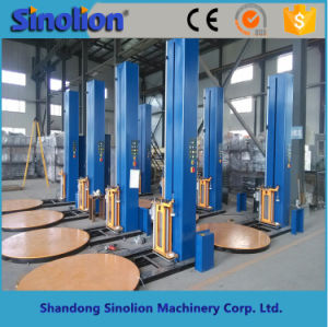Ce Approved Economic Stretch Film Wrapping Machine pictures & photos