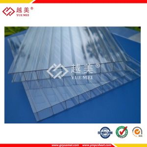 Polycarbonate Glazing Sheet, Plastic Polycarbonate Panel, Plastic Polycarbonate Hollow Sheet pictures & photos