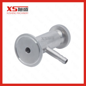 Stainless Steel Sanitary Normal Type Clamped Sampling Valves pictures & photos