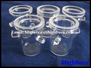 Manufacurer Clear Fused Silica Quartz Glass Bowls Supplier pictures & photos