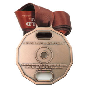 Factory Price High Quality Custom Running Medal (XD-03025) pictures & photos