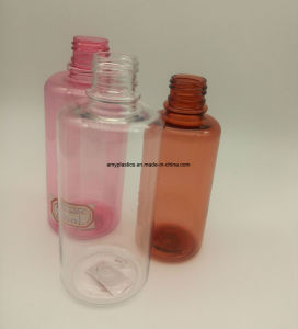 Artistic and Good Quality Plastic Transparent Bottles for Skin Care and Hand Washing Liquid Products pictures & photos