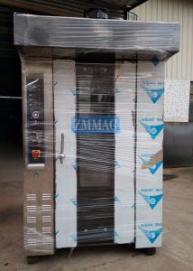 16trays Bakery Rotary Diesel Oven (ZMZ-16C) pictures & photos