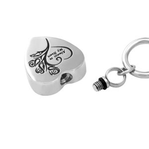 Always in My Heart Stainless Steel Cremation Urn Bracelet for Ashes pictures & photos