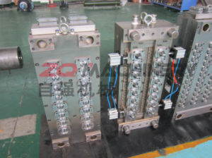Hand Feeding Pet Bottle Blow Moulding Machine (ZQ-A600 Series) pictures & photos