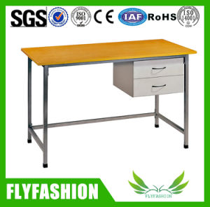 Very Good Quality Wooden Design School Furniture Teacher Desk (OD-134) pictures & photos