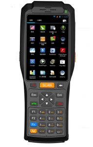 Zkc3506 4 Inch Android5.1 Device Touch Screen Handheld PDA pictures & photos