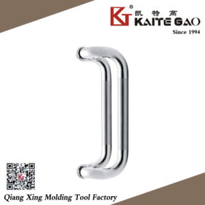 Stainless Steel Satin Finish Door Handle (ZY-175) pictures & photos