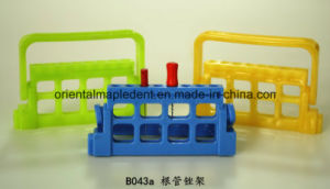 Dental Autoclavable Root-Cannal Files Frame Bur Holder pictures & photos