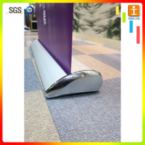 Custom Designed Digital Printing Aluminum Rollup Banner Stand pictures & photos