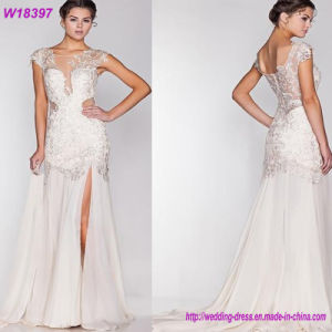 Wholesale Wedding Dress A Line Bridal Dress W18582 pictures & photos