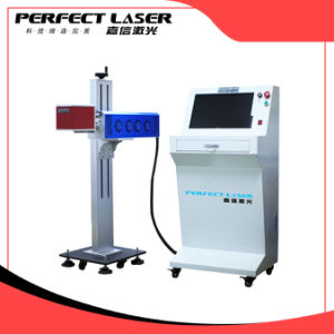 CO2 Laser Marking Machine for Plastic Bottle pictures & photos