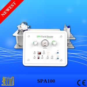 Portable Skin Care Deep Cleaning Dermabrasion Jet Peel Machine Water Oxygen SPA100 pictures & photos