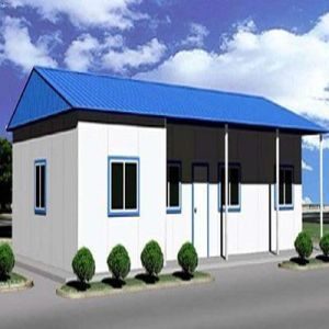 Small Type Steel Prefab House for Living pictures & photos