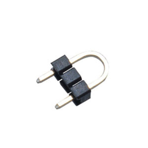 2.54 Mm Single Single U DIP Pin Header Connectoe