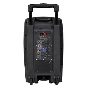 New Arrivals Private Mode Powerful Rechargeable Trolley Speaker pictures & photos