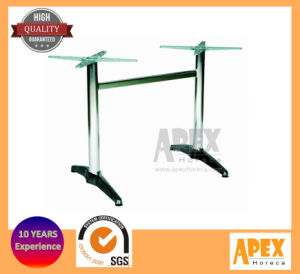 Outdoor Table Base Aluminum Table Leg for Restaurant (AB2106A) pictures & photos