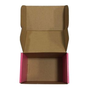 Color Printing Corrugated Box Wholesale pictures & photos