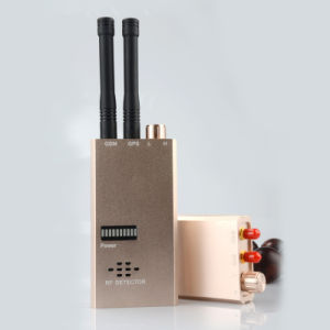 High Sensitivity Wireless Signal Transmitting Detector GSM & GPS Dual Antenna for Anti-Wireless AV Tapping with Voice Alarm pictures & photos