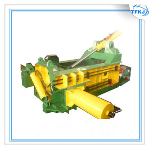 Hydraulic Car Baler Scrap Metal Packing Machine (High Quality) pictures & photos