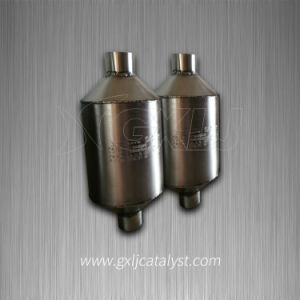Universal Thunderbolt Catalytic Converter High Flow Stainless Cat pictures & photos