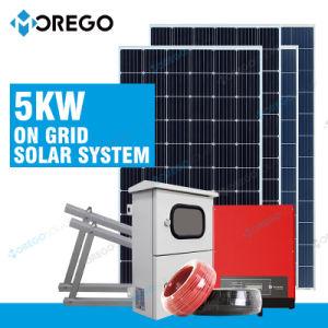 Morego Solar Power System 5kw 10kw Solar Generator pictures & photos