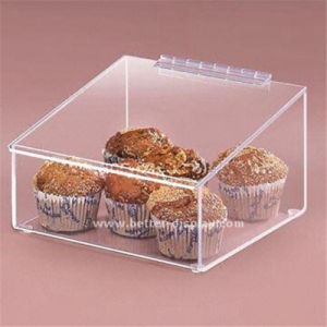 Supermarket Acrylic Food Box for Nuts (BTR-K4006) pictures & photos