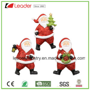 Polyresin Christmas 3D Refrigerator Magnets Figurine for Promotion Gits, Souvenir Magnet pictures & photos