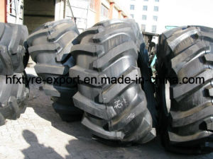 Forest Tyres Ls-2 23.1-26 30.5L-32 18.4-30 Log Skidder Tyre pictures & photos